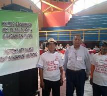 El Pueblo Mby'a Guaraní se reunió en un histórico primer Congreso