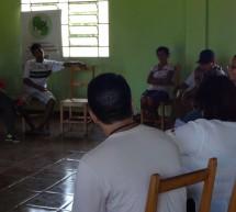 Dirigentes indígenas articulan futuras acciones ante la alarmante persecución de los traficantes de rollo a la comunidad de Karanda