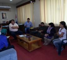 Asociación Mby'a Guaraní, de Caazapá, presenta a la gobernación avances del proyecto de Inclusión laboral de Jóvenes Indígenas