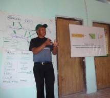 Integrantes de la asociación indígena OMI se forman para mejorar su respuesta ante situaciones de emergencia y conflicto