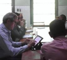 Comisión directiva de FAPI se reúne con consultores de ONUREDD