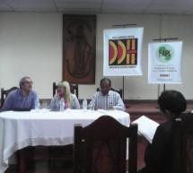 Taller sobre pluralismo jurídico y acceso a la justicia