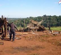 Indígenas de 12 asociaciones expresan al presidente de la Corte su rechazo a los actos del poder público contra el Pueblo Ava Guaraní