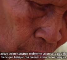 Un documental muestra la realidad, oportunidades y retos de los bosques del Paraguay y de sus habitantes