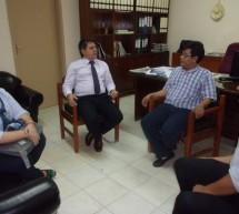 Prosiguen gestiones ante instituciones para avanzar en el desarrollo del proyecto de inclusión laboral de jóvenes indígenas