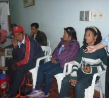 Dirigentes de las 12 asociaciones que conforman la FAPI intercambian sobre la realidad de sus comunidades en su plenaria