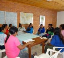 """Culmina taller """"Mujeres Indígenas y Cambio Climático"""" con activa participación de representantes de Pueblos Originarios en el Chaco"""