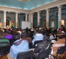 Se realizó la Pre-Cumbre Continental de Comunicación Indígena Originaria Campesina del 17 al 20 de setiembre en la Paz, Bolivia