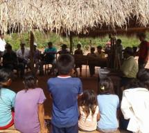 Asociaciones indígenas se forman para mejorar su respuesta ante situaciones de emergencia y conflicto