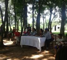 La relatora especial visitó comunidades indígenasde las dos regiones del país durante su estadía en Paraguay