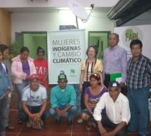 Líderes de asociaciones indígenas de la FAPI expusieron la realidad de sus comunidades a la Relatora Especial de las Naciones Unidas
