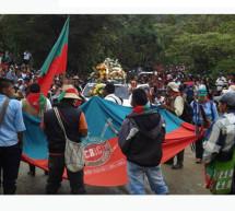 Organizaciones indígenas de Colombia condenan la muerte de dos compañeros guardias asesinados por las FARC
