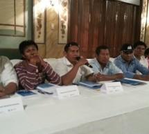 Dirigentes indígenas expusieron sus principales luchas y propuestas de solución a la situación actual a la Relatora Especial