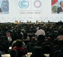 Dirigentes indígenas participan de la Vigésima Conferencia de las Partes de la Convención Marco de la ONU sobre el Cambio Climático