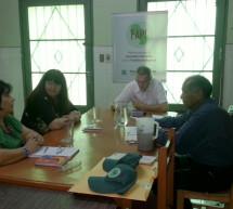 Representante regional de la GIZ se reúne con la FAPI