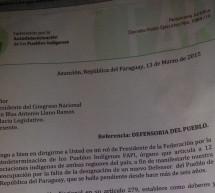La FAPI solicita la designación de un nuevo Defensor del Pueblo
