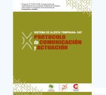 """Descargar completo el """"Protocolo de Comunicación y Actuación del Sistema de Alerta Temprana (SAT)"""""""