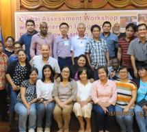 Las 15 organizaciones aliadas a la Asociación Global de Pueblos Indígenas sobre Cambio Climático y Bosques se reúnen en Filipinas