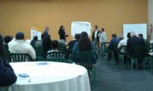 Representantes de asociaciones indígenas participan de taller de socialización de iniciativa que apoya mecanismos de participación
