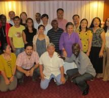 Representantes de países socios de Tebtebba se reúnen en Bangkok para participar de encuentros sobre cambio climático y género