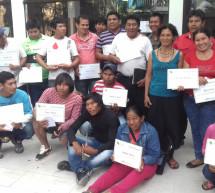 Comunicadores indígenas culminaron talleres de radio y audiovisual