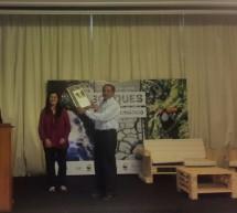 Presidente de la FAPI recibe distinción de WWF