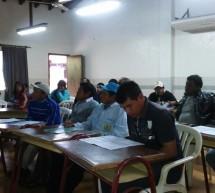 Dirigentes indígenas participan de talleres formación en Oviedo