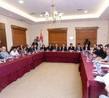 Representante de la FAPI participa del encuentro del Equipo Nacional de Estrategia País (ENEP)