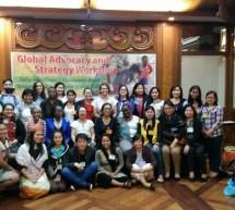 Representantes de organizaciones socias de Tebtebba participan de encuentro mundial en Filipinas