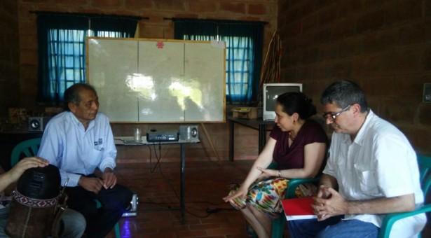 Encuentro de intercambio sobre la situación de los Pueblos Indígenas