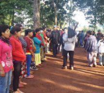 Líderes y lideresas indígenas de la FAPI intercambian experiencias sobre gestión de territorio en un encuentro realizado en Itapúa