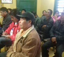 Líderes y lideresas de doce organizaciones indígenas del país intercambian realidades y acciones durante dos días de plenaria