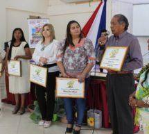 El presidente de la FAPI fue distinguido por su lucha y defensa a favor de los derechos de los Pueblos Indígenas de Paraguay