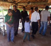 Integrantes de la asociación indígena Alto Canindeyú participaron del taller para monitores en derechos individuales y colectivos