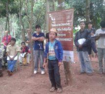 Miembros de la asociación Teko Yma Jeea Pave participaron del taller de formación de monitores en derechos de los Pueblos Indígenas