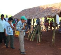 La Asociación de Comunidades Ava Guaraní del Alto Paraná participa de un taller de formación en derechos de los Pueblos Indígenas