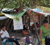 Miembros de la Organización Payipie Ichadie Totobiegosode (OPIT) participan de talleres sobre Derechos fundamentales