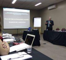Organizaciones participan de un taller de Consulta de Pequeñas donaciones del Fondo para el Medio Ambiente Mundial, en Brasilia