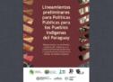 """Se posterga presentación de los """"Lineamientos preliminares para políticas públicas para los Pueblos Indígenas del Paraguay"""""""
