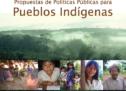Propuesta de Políticas Públicas para Pueblos Indígenas