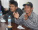 Líderes indígenas participan en mesa de diálogo en la búsqueda de la regularización de parte del territorio de dos comunidades