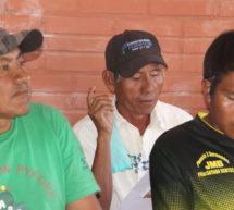 Asociación Angaité para el Desarrollo Comunitario (ASADEC) participa de taller sobre derechos individuales y colectivos de los Pueblos Indígenas