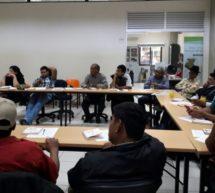 Líderesindígenas participan de reunión sobre presentación de iniciativa global de apoyo a los Territorios y las Áreas Conservadas