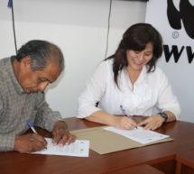 La FAPI firma acuerdo de cooperación con WWF Paraguay