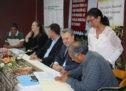 Representantes de organizaciones indígenas e instituciones firman acta de compromiso para seguir en la construcción del Plan Nacional de Pueblos Indígenas