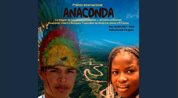 La octava edición del Premio Internacional Anaconda tendrá como sede principal Paraguay