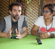 Entrevista a Iván Sanjinés y Bashe Charole: Mirada indígena y afro en el cine