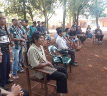Comunidades miembros de la ACIDI participaron de unas jornadas para la revitalización de la cultura del Pueblo Mbya Guaraní