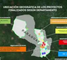 Un material resume los principales logros de los trece proyectos implementados por el Programa Pequeñas Donaciones (PPD)