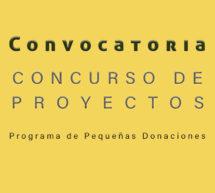 El Programa de Pequeñas Donaciones (PPD) Paraguay convoca a concurso de dos proyectos